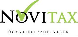 Novitax egyedi szoftverfejlesztés