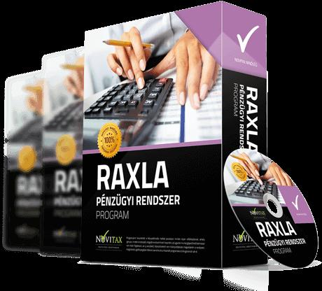 RAXLA Számlázó és pénzügyi program